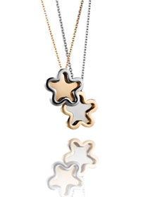 Collier LITTLE ROSACE